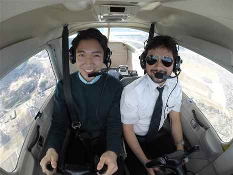 Get your Pilot License in 18 Months Start A Great Career